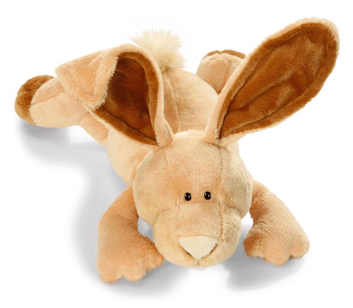 Мягкая игрушка Nici Кролик Ральф, лежачая, 30 см36515Мягкая игрушка Nici Кролик Ральф выполнена в виде симпатичного кролика. Удивительно мягкая игрушка изготовлена из высококачественного текстильного материала светло-коричневого цвета с набивкой из синтепона и пластиковых гранул. Глазки у кролика пластиковые. Игрушку легко можно положить на животик на ровную поверхность. Оригинальный стиль и великолепное качество исполнения делают эту игрушку чудесным подарком к любому празднику. Немецкая компания Nici является одним из лидеров на Европейском рынке мягких игрушек и подарков. Продукцию компании можно встретить везде: это и значок на школьном рюкзаке, и магнит на холодильнике, и поздравительная открытка, и мягкая игрушка, и автомобильный талисман. Игрушки Nici - это товары высочайшего качества и инновационного дизайна. Для создания всего одной игрушки работает большое количество людей и используется самое современное оборудование и технологии. И делается все это для того, чтобы добиться счастливых улыбок...