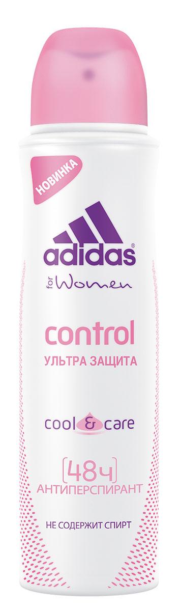Adidas Action 3 Control. Дезодорант женский, 150 мл3401334052Дезодорант Action 3 Control - эффективный, надежно защищающий от появления неприятного запаха пота. Дезодорант не вызывает раздражения и воспаления кожи, не оставляет следов на одежде и дарит Вам ощущение чистоты и свежести в течение 24 часов. Для современных женщин, ведущих активный образ жизни. Характеристики: Объем: 150 мл. Производитель: Великобритания. Товар сертифицирован.