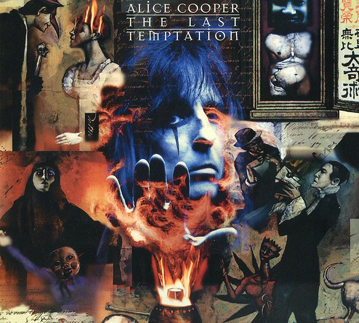 Alice Cooper. The Last Temptation. 20th Anniversary Edition