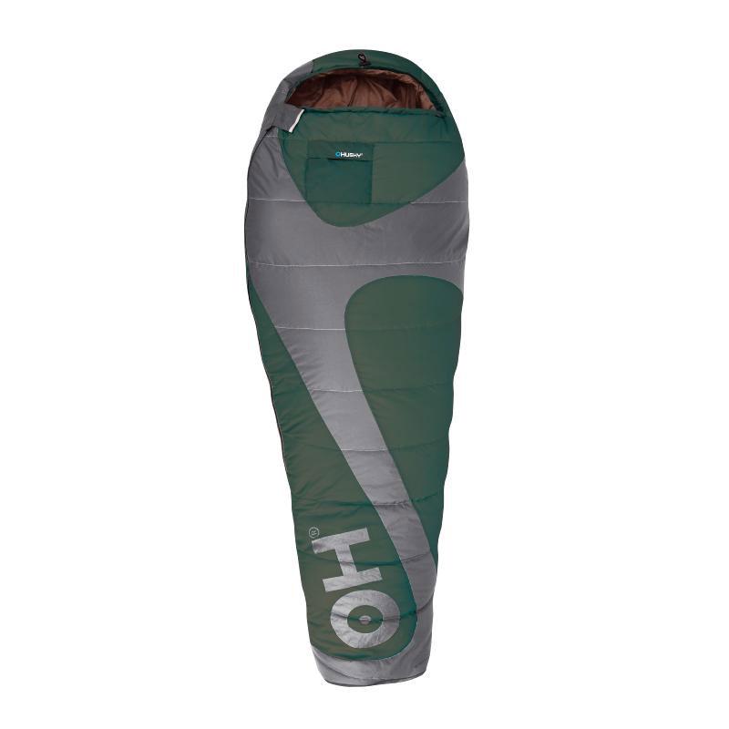 Спальный мешок Husky Magnum, левосторонняя молния, цвет: зеленыйУТ-000051261Спальный мешок Husky Magnum - самый теплый спальный мешок в серии Husky Outdoor для универсального использования с весны до зимы. В качестве утеплителя использован Hollowfibre - полиэстер с четырьмя каналами с максимальной пушистостью (LOFT), который не поглощает никакой влажности. Внешний материал с водонепроницаемым слоем поможет справиться с любой непогодой. В комплект входит компрессионный мешок. Наружный материал: 70D 190T Nylon Taffeta. Внутренний материал: Soft Nylon. Утеплитель: волокно Hollowfibre 2 слоя по 200 g/m2.