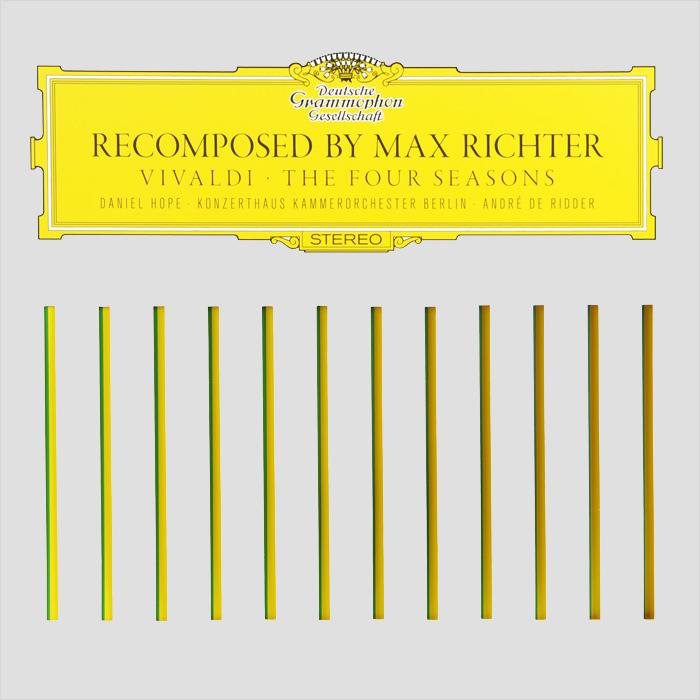 Max Richter. Vivaldi. The Four Seasons (2 LP)