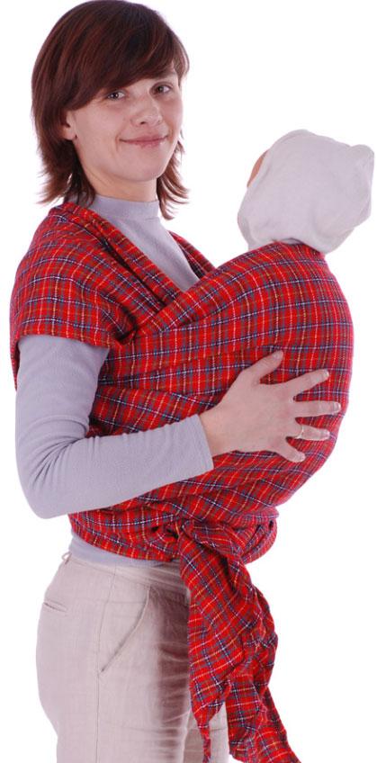 Слинг-шарф Уют, цвет: красныйСШУ02-000Представляем вашему вниманию теплый, мягкий, уютный слинг-шарф. При одном взгляде на него возникают позитивные эмоции и хорошее настроение! Это невероятно нежная на ощупь переноска. Сделан этот слинг-шарф из акрила (искусственная шерсть). Акрил по теплу не уступает шерсти, но по качествам ее превосходит: не кусается, не вызывает аллергии, не накапливает статическое электричество. Ткань имеет саржевое плетение, которое рекомендуется для слингов и ношения детей. Слинг-шарф из акрила устойчив к интенсивной эксплуатации. Легко стирается. Не усаживается после стирки, не линяет, долго сохраняет цвет и форму. Акриловый слинг-шарф сочетается с теплой маминой одеждой гораздо лучше, чем хлопковый или льняной, а малышу комфортно от пребывания в непосредственной близости от мамы. Слинг-шарф можно использовать прямо с рождения ребенка, соорудив колыбельку, где ребенка можно расположить лежа, - уютно и физиологически правильно. Для подросших малышей, у которых уже окреп...