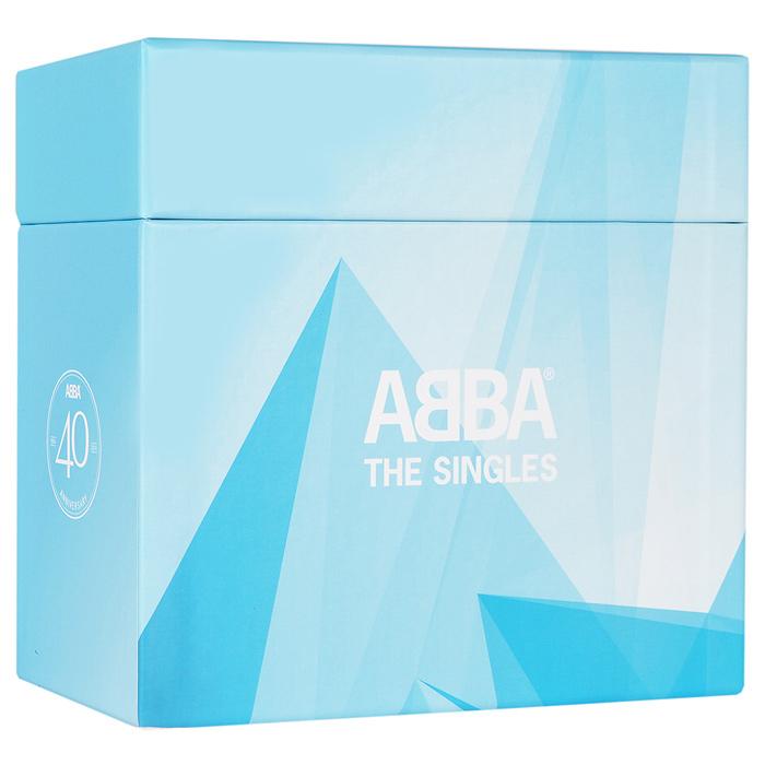 ABBA. The Single (40 LP) 2014 40 Грампластинка (LP)