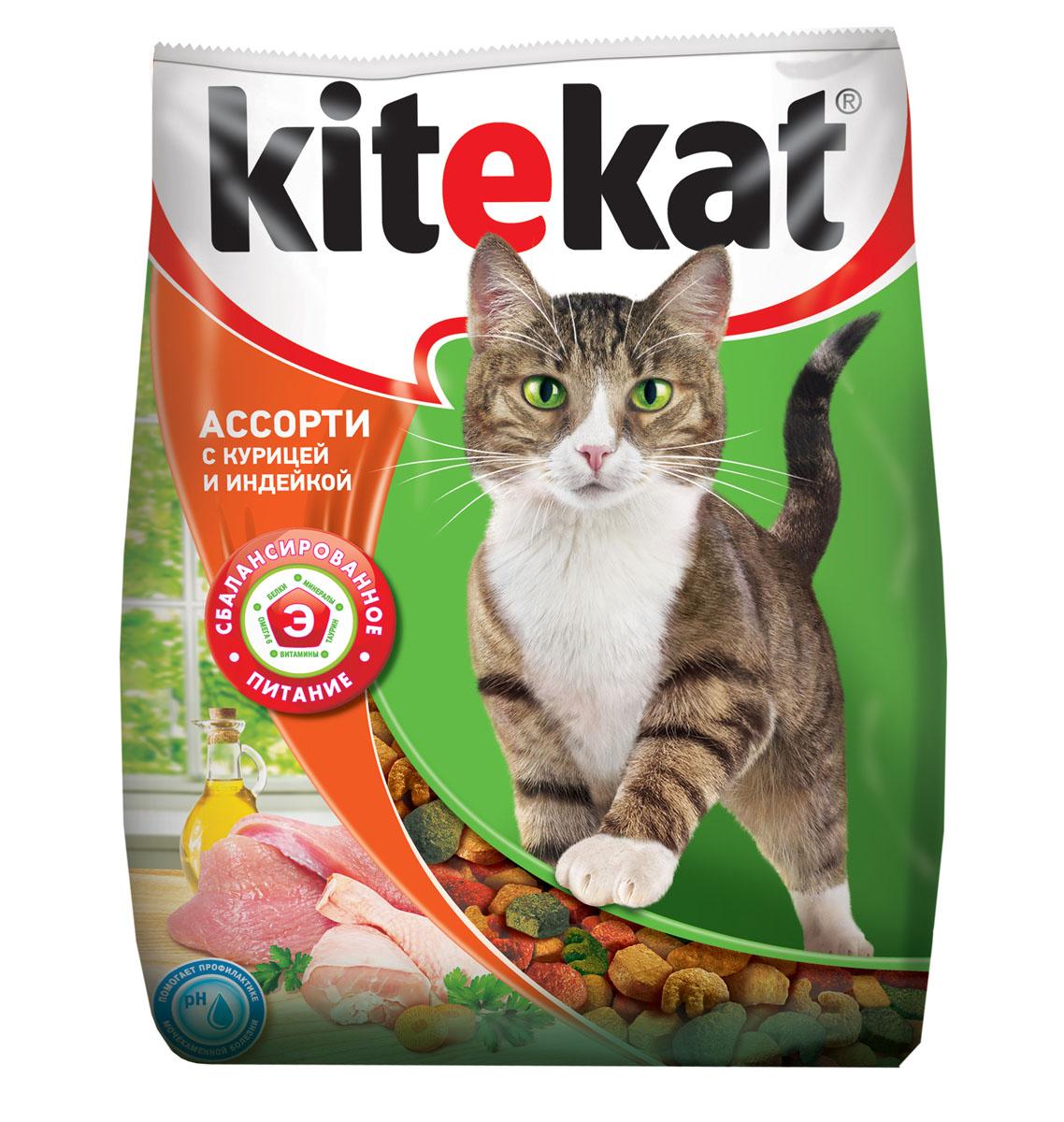 Корм сухой для кошек