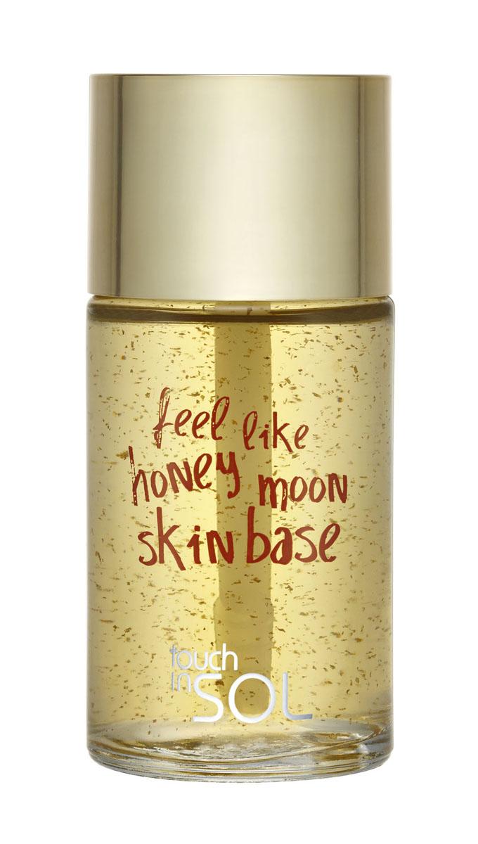 Touch In Sol Медовая база для лица Feel Like Honey Moon, оживляющая, 32 гУТ000000481Мультифункциональная основа. Медовая текстура укрепляет и оживляет кожу, разглаживая ее. Гидро-комплекс: гидролизованный коллаген, гиалуроновая кислота, и экстракт меда мгновенно воздействуют на нее, улучшая и оживляя тусклый тон кожи, а также придавая естественное сияние. Комплекс из 4 цветочных экстрактов помогает сохранить кожу влажной, освобождает ее от раздражения, восстанавливающий комплекс CLR помогает восстановить усталую кожу, улучшает тон. Характеристики: Вес: 32 г. Товар сертифицирован. Вода, глицерин, спирт, бетаин, карбомер , PEG-40 гидрогенизированное касторовое масло, феноксиэтанол, триэтаноламин, полиакрилат натрия, метилпарабен, CI 15985, CI 19140, аллантоин, пантенол, экстракт меда, экстракт коллагена, экстракт портулака огородного, гиалуроновая кислота, ароматизатор, гидролизованная смола цезальпинии спиноза, смола цезальпинии спиноза, сорбат калия, бензофенон-5, экстракт цветков лотоса орехоносного, экстракт...
