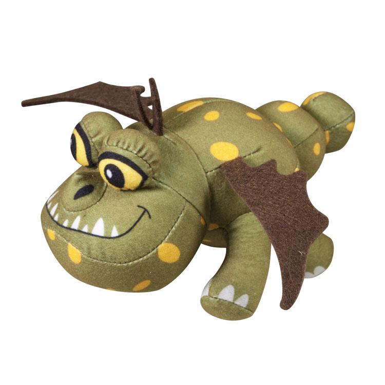 Мягкая игрушка Dragons Громмель, озвученная66552_4Мягкая озвученная игрушка Dragons Громмель вызовет улыбку у каждого, кто ее увидит. Она выполнена из приятного на ощупь текстильного материала в виде дракона из мультфильма «Как приручить дракона 2». При каждом ударе по дракончику, игрушка воспроизводит забавные звуки. Эта забавная игрушка принесет радость и подарит своему обладателю мгновения приятных воспоминаний. Такая игрушка станет отличным подарком вашему ребенку!