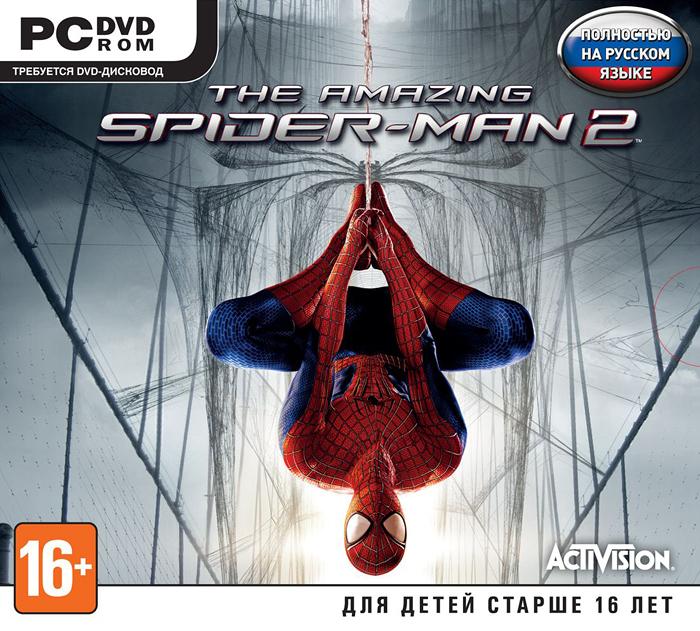 Человек-паук 2. The Amazing