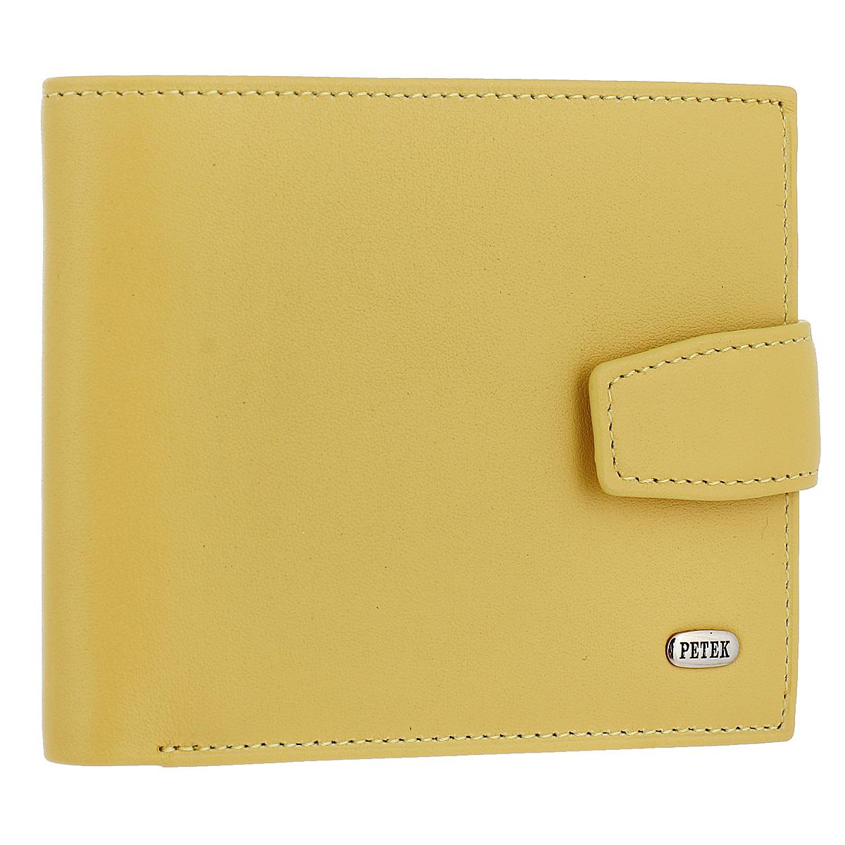 Визитница Petek, цвет: лимонный. 1017/1.167.85 Aurora1017/1.167.85 AuroraВизитница Petek - это стильный аксессуар, который не только сохранит визитки и кредитные карты в порядке, но и, благодаря своему строгому дизайну и высокому качеству исполнения, блестяще подчеркнет тонкий вкус своего обладателя. 10 файлов для визиток, карман-окошко из прозрачной прочной сетки - классические составляющие для визитницы. Внутри предусмотрено отделение для купюр с фирменной подкладкой. Визитница закрывается на кнопку. Визитница Petek станет великолепным подарком ценителю современных практичных вещей. Визитница упакована в фирменную коробку из картона.