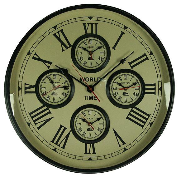 Часы настенные 49*49*7см. 35827
