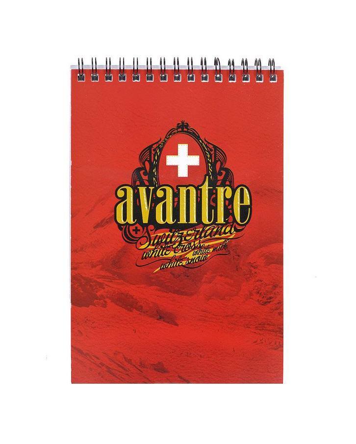 Блокнот Avantre О19RR01ЕЖЛ17519215