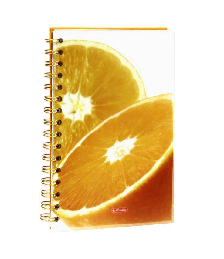 Блокнот Herlitz Orange0013008