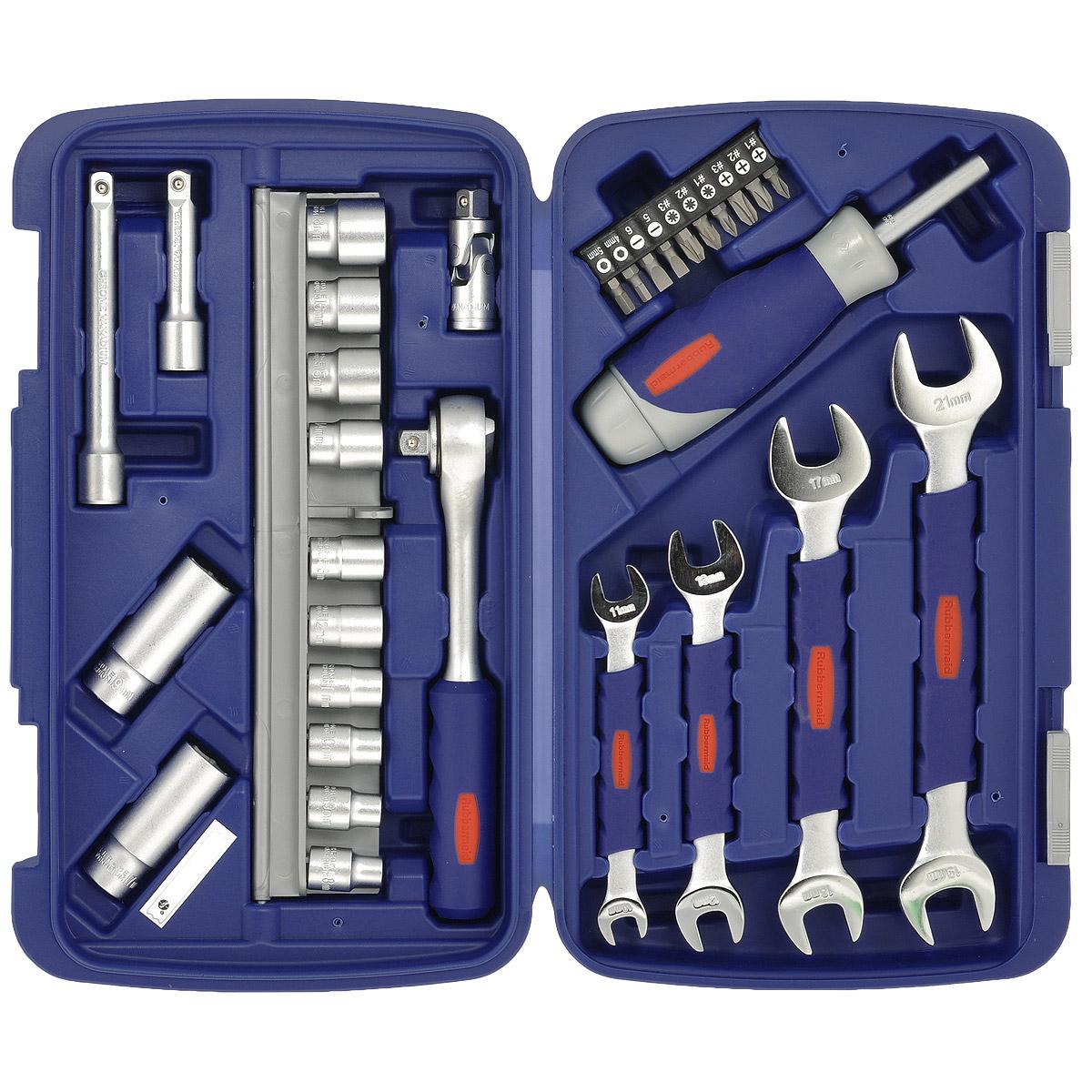 Набор инструментов RUBBERMAID, 31 предмет 10504617