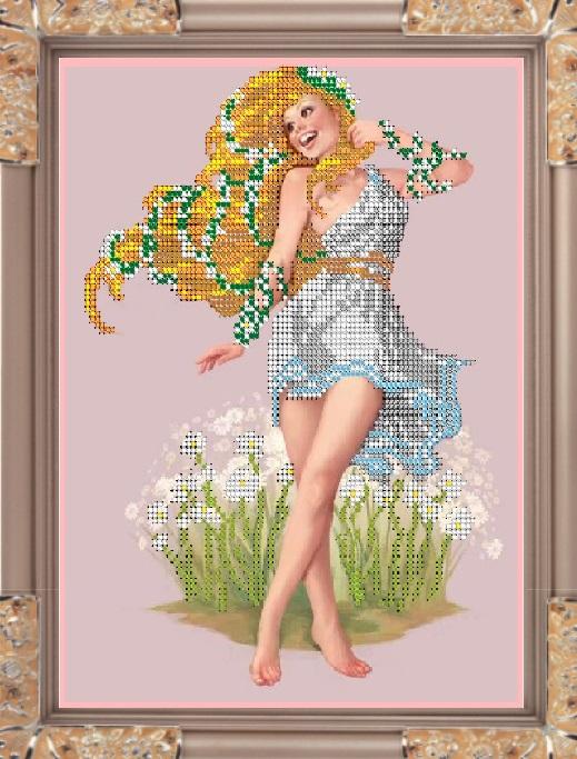 Набор для вышивания бисером Летний танец, 20 х 24,6 смК-212В набор для вышивания Летний танец входит все необходимое для создания собственного чуда: чешский бисер, ткань с нанесенным рисунком-схемой, специальная бисерная игла и инструкция. Времена меняются, а истинные ценности всегда остаются в моде. К таким ценностям можно отнести любовь девушки, женщины к рукоделию. Представьте себе картину: девушка, сидящая в своей светлице перед веретеном у окна, напевающая красивую песню, задумчиво прядет, ловко управляясь с нитью. Старо? Можно придумать что-нибудь более современное. Например, молодая женщина сидит в уютном креслице с вышивкой на коленях, а рядом бегают малыши в вязанных ее руками штанишках. Или так. Бабушка в кресле-качалке вышивает икону... Наверняка придуманные вами образы овеяны ореолом романтики, тепла, света. И это неудивительно, рукоделие - пища не только (и даже не столько) для рук, сколько для души. И еще немного - для ума, ведь регулярное вышивание крестиком,...