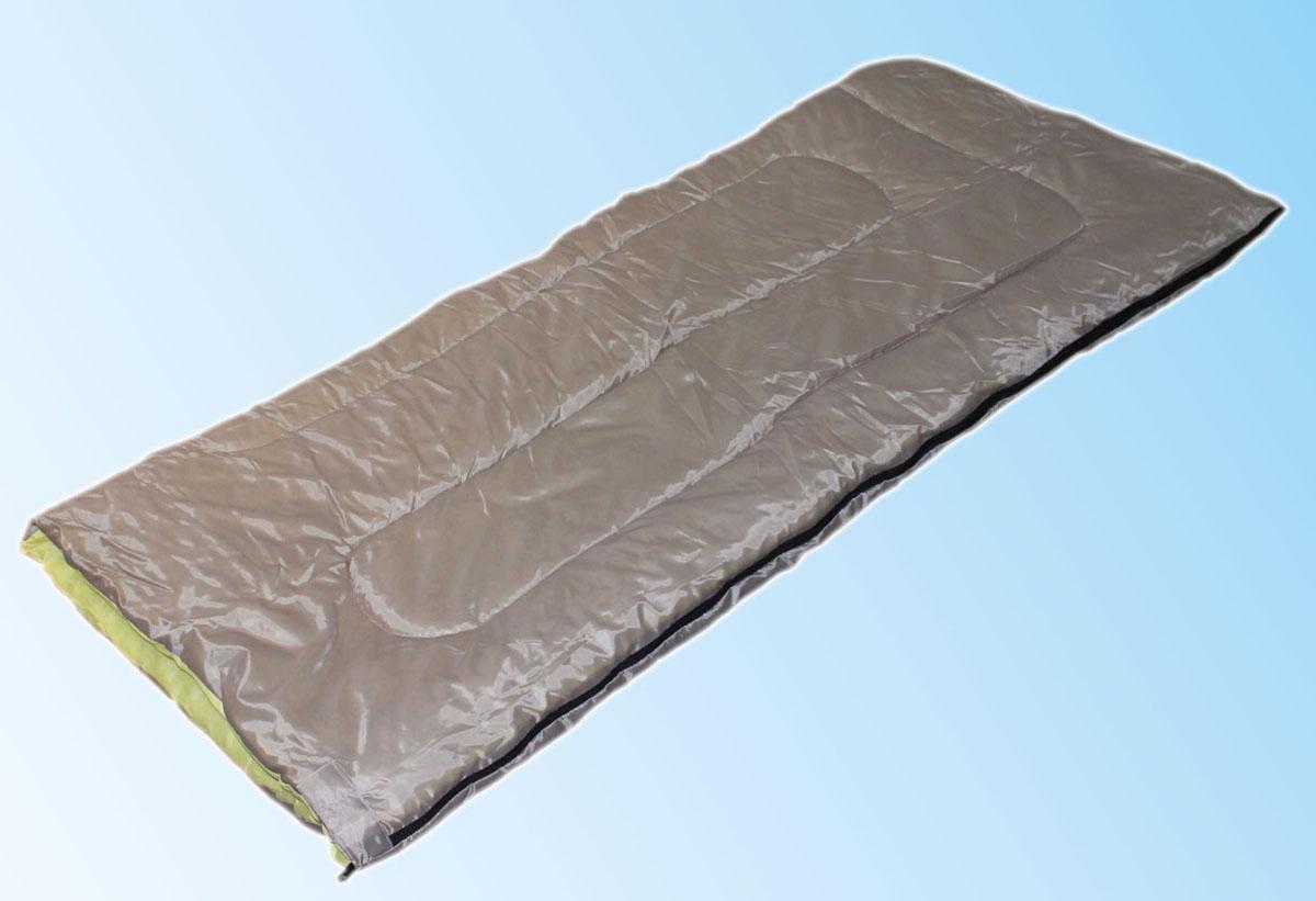 Спальный мешок-одеяло Reking, цвет: коричневый, 145 х 65 см. SK-023
