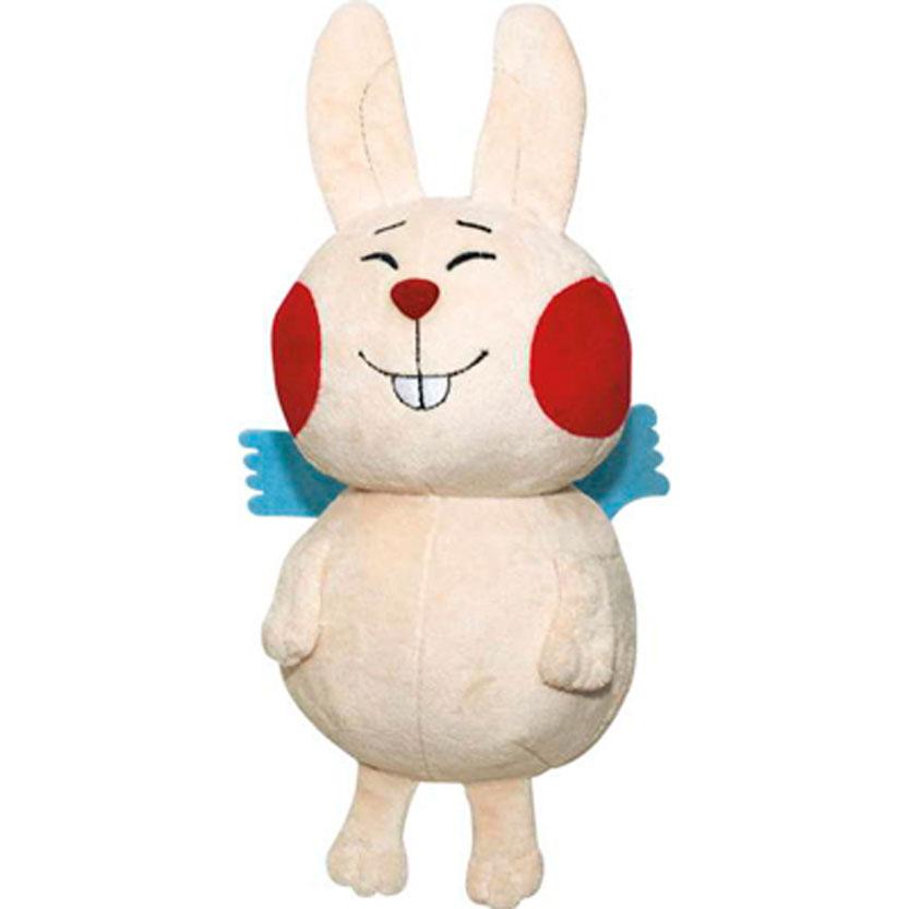 Мягкая игрушка Летающие звери Заяц Акира, цвет: светло-бежевый, 25 смZLZ0Мягкая игрушка Летающие звери Заяц Акира, выполненная в виде персонажа мультфильма «Летающие Звери» вызовет умиление и улыбку у каждого, кто ее увидит. Японский заяц Акира практически всегда молчит. Он самый терпеливый из всех и может сохранять спокойствие в любой ситуации. Он в совершенстве владеет боевыми искусствами и всяческими оздоровительными гимнастиками. Он очень чуткий, когда кому-то требуется поддержка, он всегда окажется рядом и поможет другу. Для него на свете нет ничего важнее, чем красота и гармония. Он на дух не переносит беспорядок, как в доме, так и в жизни. Главное для него в жизни - чувство долга. Его путь - путь воина. Летающие звери - это уникальный благотворительный медиа-проект, прибыль которого идет на лечение детей, больных онкологическими заболеваниями. В основе бренда лежит детский анимационный сериал Летающие звери. Идея сериала- воодушевить взрослых и маленьких зрителей не бояться быть счастливыми, верить в самих себя и свои возможности,...