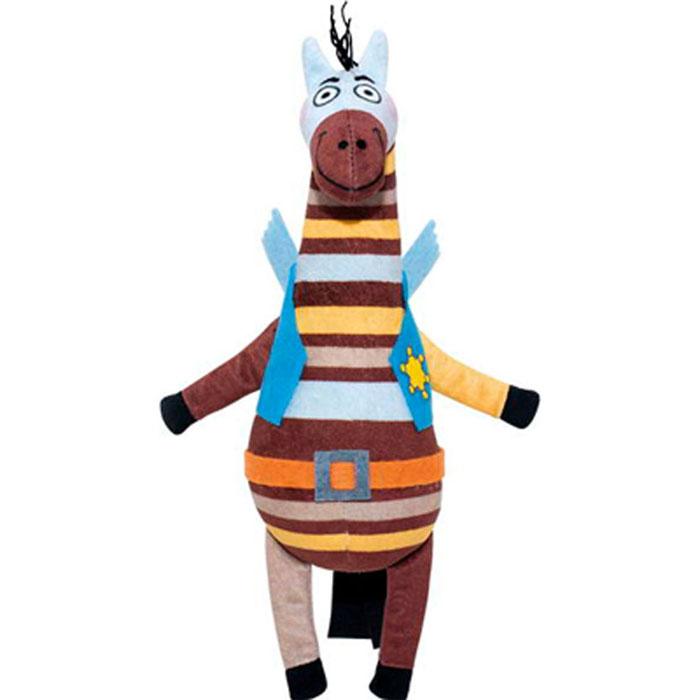 Мягкая игрушка Летающие звери Лошадь Джейн, цвет: коричневый, 26 смLEK0Мягкая игрушка Летающие звери Лошадь Джейн, выполненная в виде персонажа мультфильма «Летающие Звери» вызовет умиление и улыбку у каждого, кто ее увидит. Лошадь Джейн - американка. Самое прекрасное, что есть в Джейн - это ее смех. Она не любит долго думать над ответом и запросто скажет что-нибудь невпопад, но ее искрящийся оптимизм не может никого оставить равнодушным. Джейн эксцентрична и когда пускается в пляс, это так заразительно, что на месте уже не устоит никто. Летающие звери - это уникальный благотворительный медиа-проект, прибыль которого идет на лечение детей, больных онкологическими заболеваниями. В основе бренда лежит детский анимационный сериал Летающие звери. Идея сериала- воодушевить взрослых и маленьких зрителей не бояться быть счастливыми, верить в самих себя и свои возможности, смело менять жизнь к лучшему. Покупая мягкие игрушки под брендом Летающие Звери Вы делаете доброе дело - помогаете спасти жизнь. Помогать легко, и это...