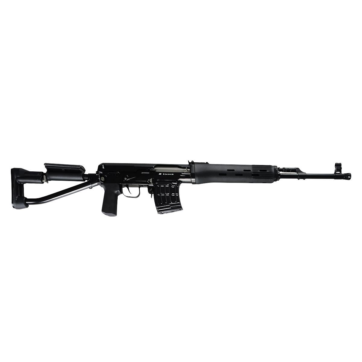 """ASG ASG """"СВД-С"""" винтовка страйкбольная, spring, 6 мм (17154)"""