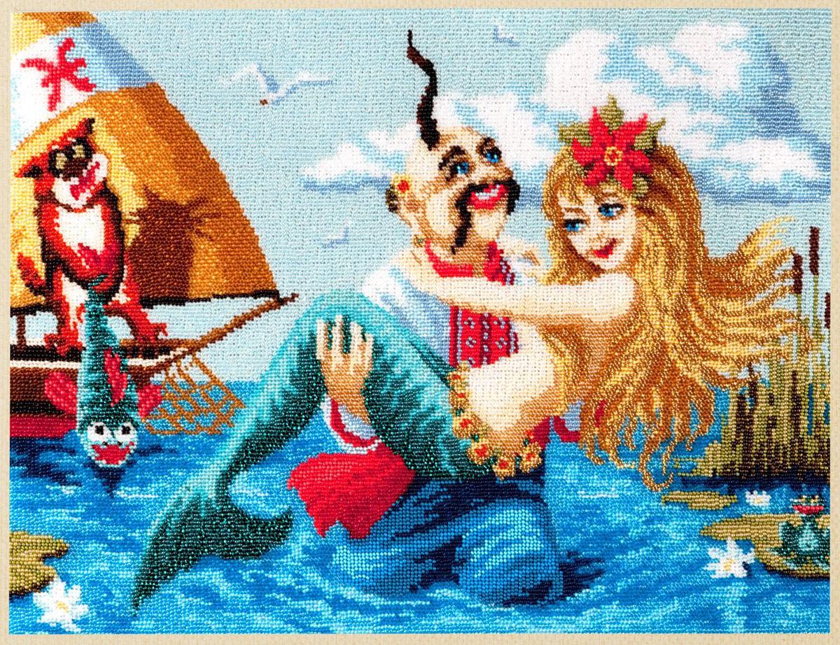 Тм золотая рыбка вышивка бисером официальный сайт