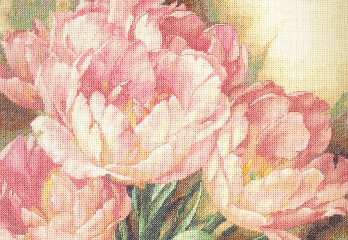 Набор для вышивания Dimensions Трио тюльпанов, 41 х 30 см35175-DMS