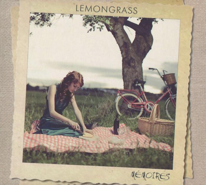 Lemongrass. Memoires 2014 Audio CD