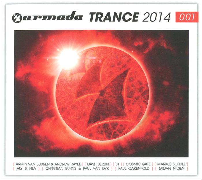 Armada Trance 2014 001(2 CD) 2 Audio CD
