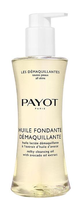Payot Масло для снятия водостойкого макияжа Huile Fondante Demaquillante, очищающее, увлажняющее, 200 мл65074174Очищающее масло Payot Huile Fondante Demaquillante, трансформирующееся в молочко. Оригинальная текстура способствует безупречному и деликатному очищению кожи меньше, чем за минуту. Одним жестом удаляет даже особо стойкий макияж, например, водостойкую тушь, а также загрязнения, накопившиеся за день. Биологически активные компоненты: Масло авокадо: увлажняет и ускоряет заживление чувствительных и поврежденных участков. Масло бурачника: увлажняет, укрепляет межклеточные связи и предотвращает старение кожи. Масло моркови: увлажняет и предотвращает старение кожи. Регулирует выработку себума. Органический кремний: предотвращает обезвоживание. Нейтрализует действие свободных радикалов. Характеристики: Объем: 200 мл. Товар сертифицирован.