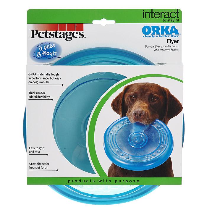 Игрушка для собак Petstages Orka. Летающая тарелка231REX