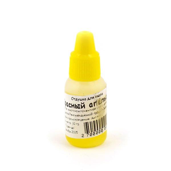 Отдушка для мыла Выдумщики Красный апельсин, 10 гр2700000017227Отдушка для мыла - это не просто ароматизатор, а возможность вдохнуть аромат волшебства в Ваше рукотворное мыло. Только представьте себе: мыло с ароматом лесных ягод, лепестков розы и даже коньяка. Заманчиво, правда? Отдушки и ароматизаторы для мыла - это многокомпонентная смесь натуральных ароматических масел и иных синтетических веществ, которые обладают не только приятным запахом, но и лечебным эффектом. Состав: многокомпонентная смесь ароматических веществ.