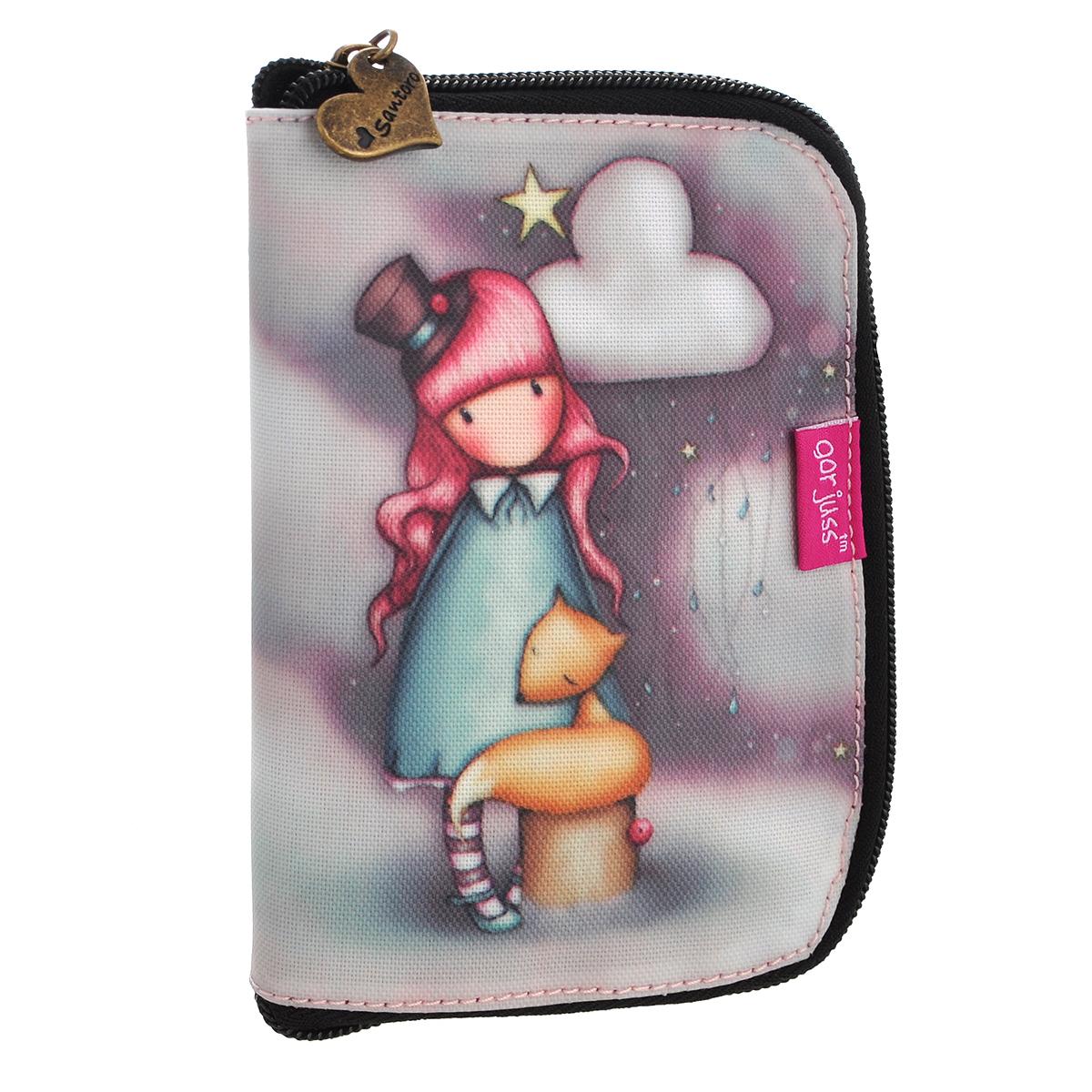 Складывающаяся сумка для покупок The Dreamer, цвет: сиреневый. 00122100012210Складывающаяся сумка для покупок с милой девочкой непременно порадует вас или станет прекрасным подарком. Сумка складывается в симпатичный чехольчик на молнии, сама сумка выполнена из текстиля сиреневого цвета с орнаментом и имеет две удобные ручки. Сумка очень удобна в использовании - ее легко раскладывать и складывать. Характеристики: Материалы: текстиль, ПВХ, металл. Размер чехла на молнии: 10,5 см x 16 см x 1,5 см. Размер сумки в разложенном виде: 54 см х 35 см х 17 см.