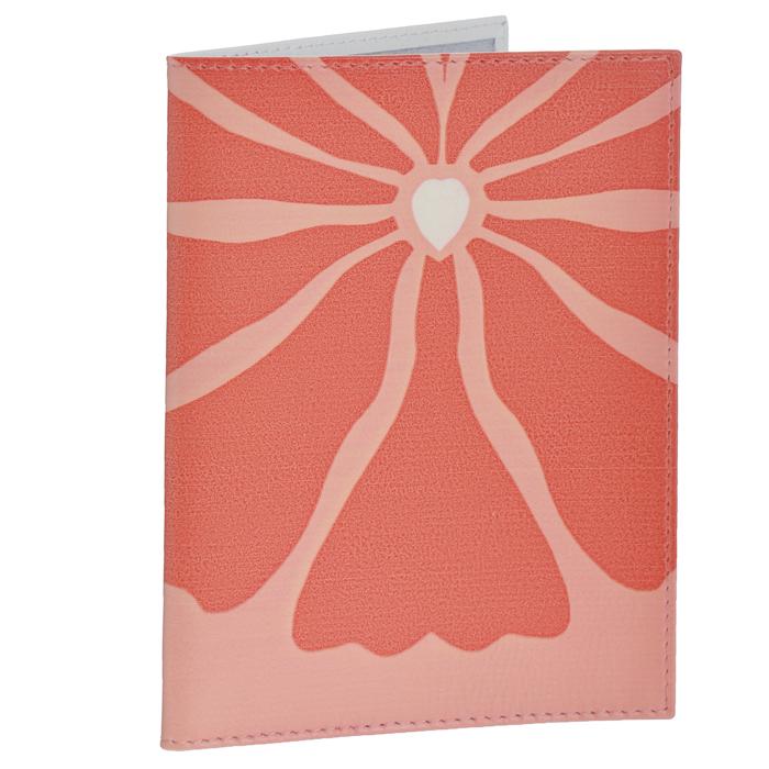Обложка для автодокументов Perfecto Сердечко. VD-PT-38VD-PT-38Обложка для автодокументов Perfecto Сердечко изготовлена из натуральной кожи кораллового цвета с рисунком в виде цветка. Внутри содержится съемный блок из 6 прозрачных пластиковых файлов разного размера, а также 4 прорезных кармана для пластиковых карт. Обложка не только поможет сохранить внешний вид ваших документов и защитить их от повреждений, но и станет стильным аксессуаром, идеально подходящим вашему образу. Обложка для документов стильного дизайна может быть достойным и оригинальным подарком.