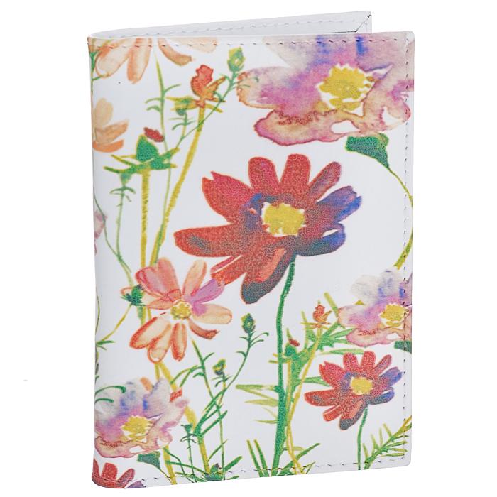 Визитница вертикальная Perfecto Полевые цветы. VZ-PT-19VZ-PT-19Вертикальная визитница Perfecto Полевые цветы - это стильная и функциональная вещь для хранения визиток. Обложка выполнена из натуральной кожи с изящным цветочным рисунком. Внутри содержится съемный блок из прозрачного пластика, рассчитанный на 18 визиток или пластиковых карт. Файлы односторонние. Такая визитница станет замечательным подарком человеку, ценящему качественные и практичные вещи.