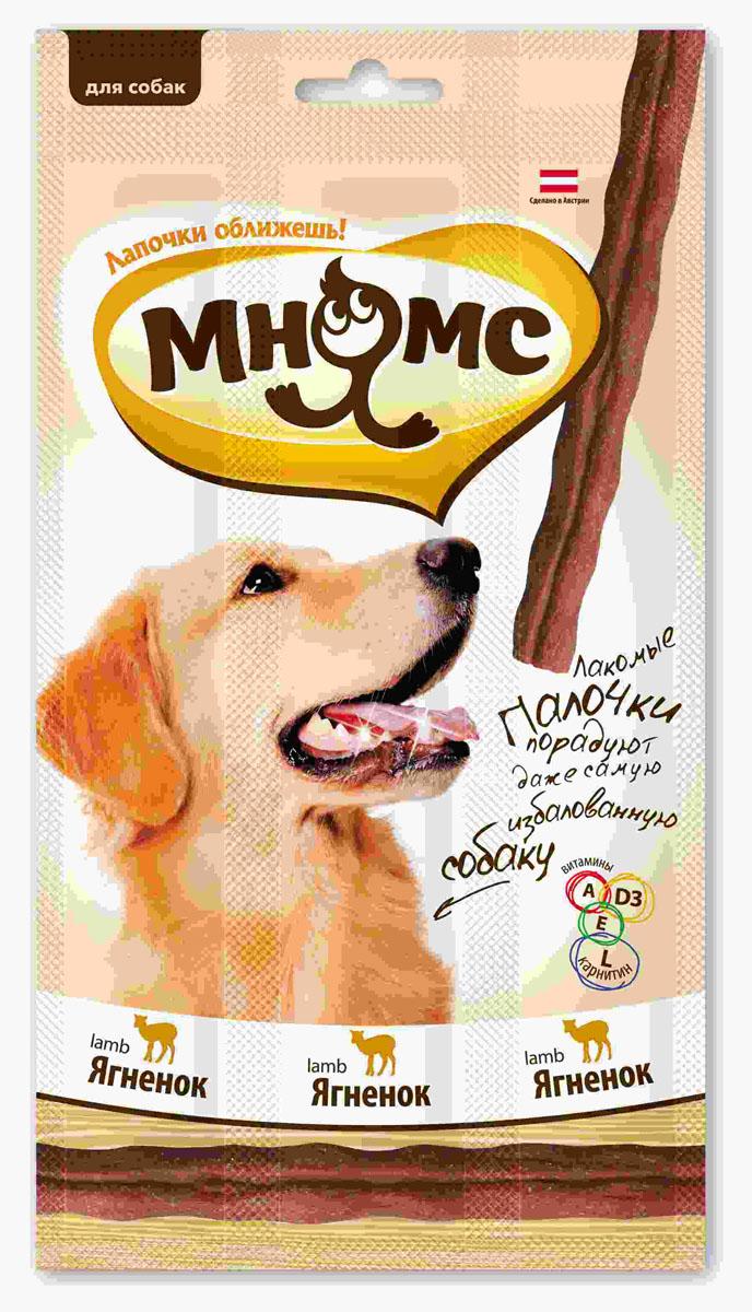 """Лакомые палочки для собак """"Мнямс"""", с ягненком, 3х15 г 700194"""