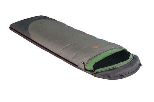 Спальный мешок-одеяло Alexika Summer Plus, цвет: серый, левосторонняя молния. 9258.010729258.01072Summer Plus - это идеальный спальный мешок-одеяло с синтетическим наполнителем для отдыха на природе в летнее время года. Любители путешествий и кемпинга по достоинству оценят все преимущества этого мешка, среди которых небольшой вес, быстрое время высыхания и легкое восстановление формы. Спальный мешок Summer Plus изготовлен в классическом стиле и представляет собой спальник-одеяло плюс подголовник. В подголовнике с легкостью можно разместить подушку или свои вещи. Для этого в нем имеются два входа. Специальный утеплитель APF-Isoterm защищает вас от проникновения холодного воздуха, поэтому в спальнике всегда сохраняется оптимальная температура. Специальная лента вдоль молнии не дает ей застопориться, даже если вы многократно застегиваете-расстегиваете мешок. Сетчатый внутренний карман спальника служит дополнительным отделением, где можно хранить часто необходимые вещи. На замке расположена люминесцентная петля для удобства использования в темное время суток....