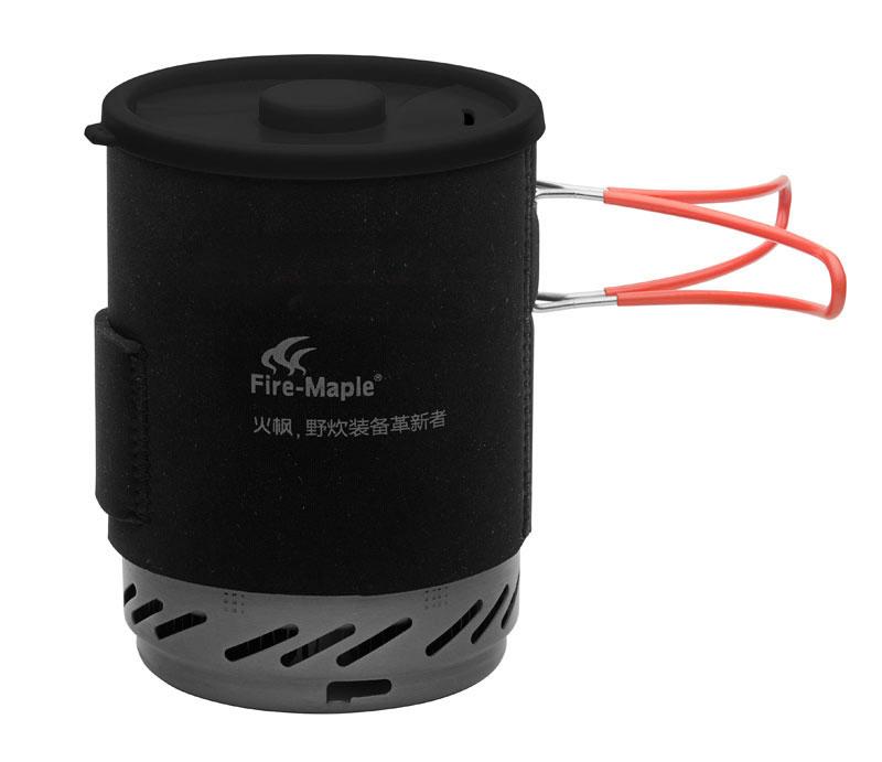 Система приготовления пищи Fire-Maple Star FMS-X1FMS-X1Star FMS-X1- это высокоэффективная комбинированная система приготовления пищи с встроенной системой теплообмена в нижней части котелка. Эта система позволяет увеличить энергоэффективность эксплуатации на 30%. Котелок оснащен специальной крышкой, которая помогает сохранить тепло. В состав комбинированной системы готовки STAR FMS-X1 входит: горелка-основание, котелок с системой теплообмена, TPE-подставка (из термопластичного эластомера), миска и термосберегающий рукав. Высокоэффективная система увеличивает продуктивность приготовления пищи на 30%. Экономия газа - потребляет меньше топлива. Проваренный стыковочный шов на котелке полностью устраняет выброс вредных металлов в процессе готовки. Защита от ветра - специальный дизайн позволяет защитить пламя от ветра без применения ветрозащитного экрана. Портативность - дизайн совмещает в себе котелок и горелку, при желании горелку можно поместить в котелок, добавив туда еще и сменный газовый картридж...