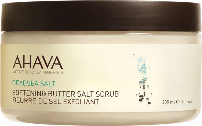 Скраб-масло Ahava на основе солей Мертвого моря, смягчающий, 235 мл86015165Скраб-масло Ahava содержащий минералы и соли Мертвого моря, является идеальным средством для ухода за кожей. Обогащен ароматной смесью натуральных масел жожоба и кокосового ореха, экстракт водоросли дуналиэллы. При соприкосновении скраба с водой он превращается в легкий тонизирующий лосьон для тела, разглаживающий и увлажняющий кожу. Аромат мандарина и кедра снимают усталость и придают новые силы и энергию.