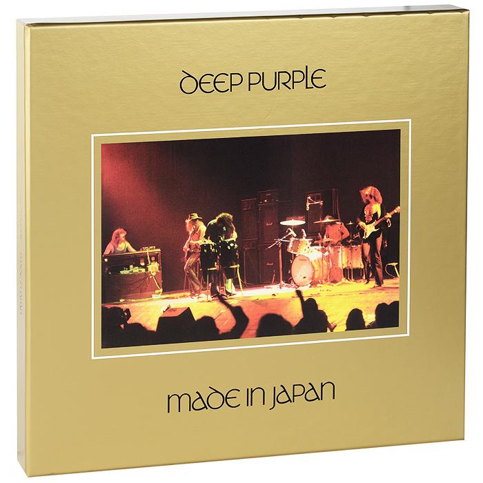 Deep Purple. Made In Japan (4 CD + DVD + LP)