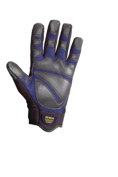 Перчатки для работ в экстремальных условиях Irwin, утепленные, размер L10503824