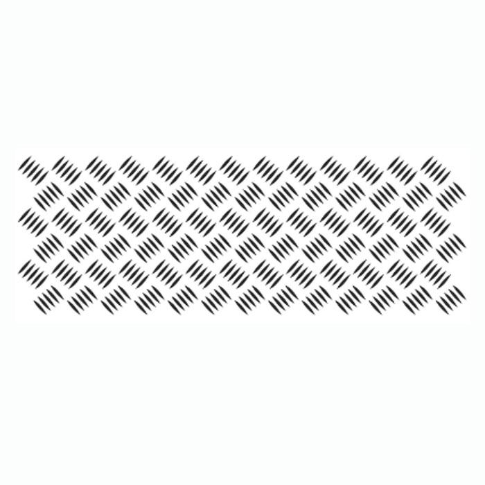 Текстурный штамп Kaisercraft Рифленый лист, 5 х 13 смCS833Прозрачный силиконовый штамп для скрапбукинга. Для работы со штампом необходим акриловый блок и чернильная подушечка. Штампом можно украсить работу или сделать его главным объектом украшения. Штамп дает красивый, узорчатый рисунок, без усилий со стороны.