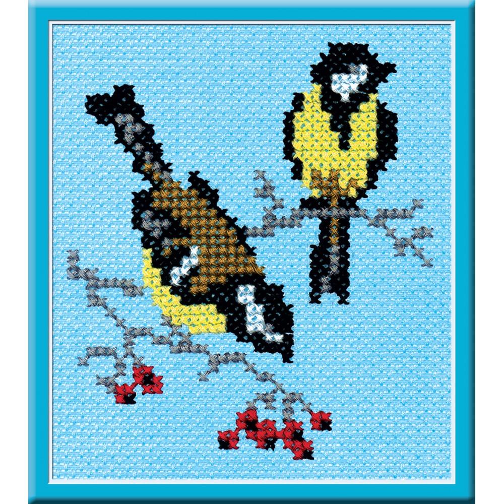 Набор для вышивания РС Студия Синица, 12 х 10 см642206