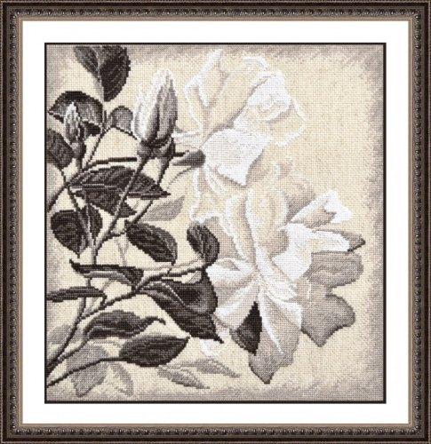 Набор для вышивания Овен Винтажные розы, 30 х 30 см546431