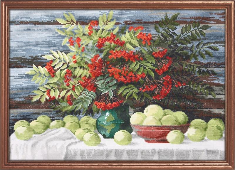 Набор для вышивания Яблочный спас, 40 см х 30 см685777