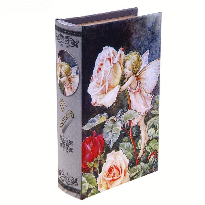 Сейф-книга Голландские розы, 12 x 21 x 4,5 см 521803521803