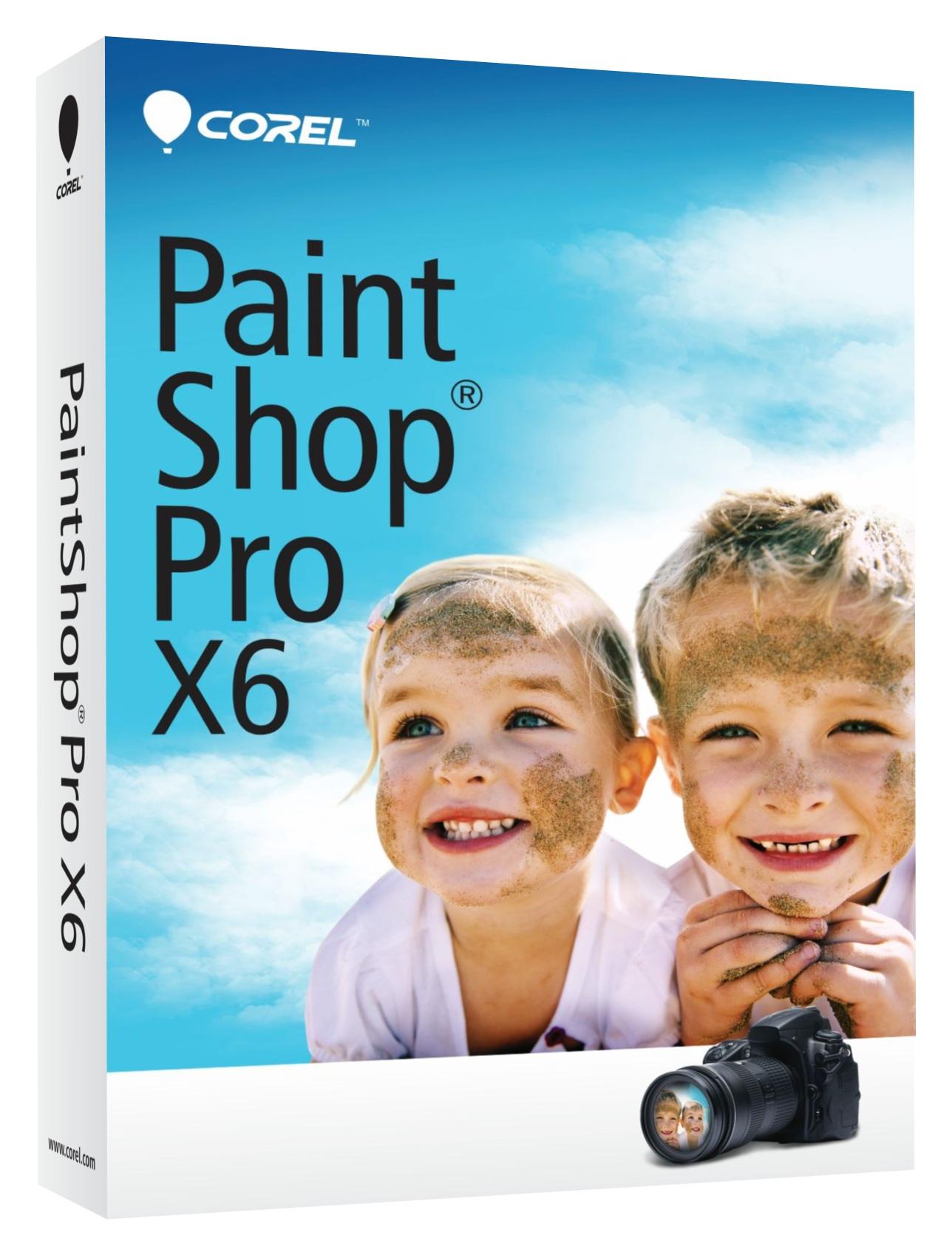 Corel PaintShop Pro X6