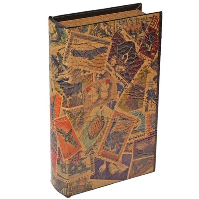 Сейф-книга Коллекция почтовых марок, 12,5 см х21 см х 5 см. 444087444087