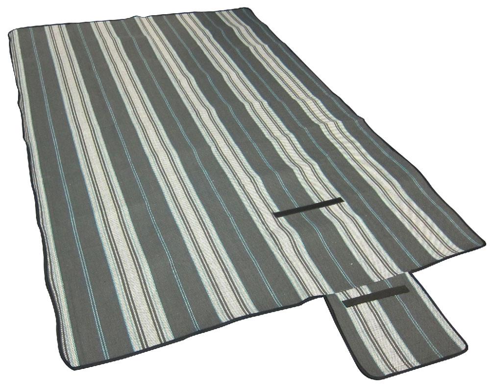 Коврик для пикника TREK PLANET Picnic Mat, цвет: серый70403Удобный и компактный коврик для пикника TREK PLANET Picnic Mat: - размер 135 х 170 см; - ткань внешняя: 100% непромокаемая подложка ПВХ, износостойкие материалы; - ткань внутренняя:полиэстер; - вес: 0,9 кг. Вы можете использовать его для организации стола или просто удобно расположиться на нем для отдыха. Коврик удобен в переноске и занимает мало места.