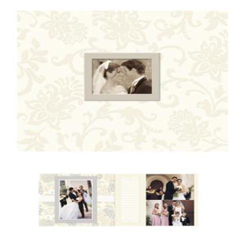 Альбом для скрапбукинга K&Company СвадьбаKCO-529106Данный альбом для скрапбукинга очень популярен и содержит все необходимое для создания красочного и неповторимого альбома с фотографиями, памятными вещицами и т.п. Превосходная идея для подарка в памятный день! В наборе: альбом 32 страницы (21,5 x 21,5 см): 18 листов для стандартных фотографий 10 Х 15см и 18 дизайнерских бумажных листов. Скрапбукинг - это хобби, которое способно приносить массу приятных эмоций не только человеку, который этим занимается, но и его близким, друзьям, родным. Это невероятно увлекательное занятие, которое поможет вам сохранить наиболее памятные и яркие моменты вашей жизни, а также интересно оформить интерьер дома.