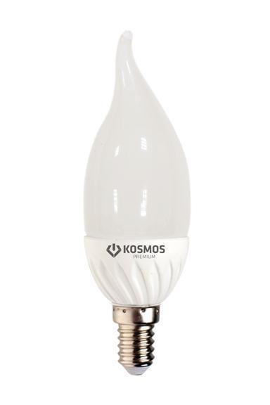 Светодиодная лампочка Kosmos KLED3wCW230vE1427