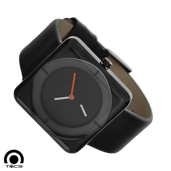 Часы наручные Tacs Soap-B, цвет: черный. TS1005BTS1005BОригинальные кварцевые наручные часы Tacs Soap-B созданы для людей, ценящих качество, практичность и индивидуальность в каждой детали. Часы выполнены в минималистическом стиле. Строгая однотонная цветовая гамма позволяет сочетать часы с любыми предметами гардероба. Часы оснащены японским кварцевым механизмом MIYOTA 1L45. Квадратный корпус с закругленными углами выполнен из нержавеющей стали PVD-покрытием черного цвета. Корпус водонепроницаемый, что позволяет заниматься плаванием в часах. Круглый циферблат темного цвета контрастно оформлен в строгом лаконичном стиле: имеется три белых стрелки и 4 основных метки. Циферблат защищен прочным минеральным стеклом, устойчивым к царапинам и повреждениям. Браслет часов, выполненный из натуральной кожи черного цвета, долговечен и очень практичен в использовании. Застегивается на классическую застежку. Часы Tacs покорят вас привлекательными формами и лаконичным дизайном, а высокое качество и практичность...