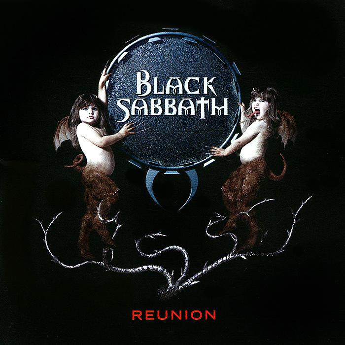 Black Sabbath. Reunion (2 CD)