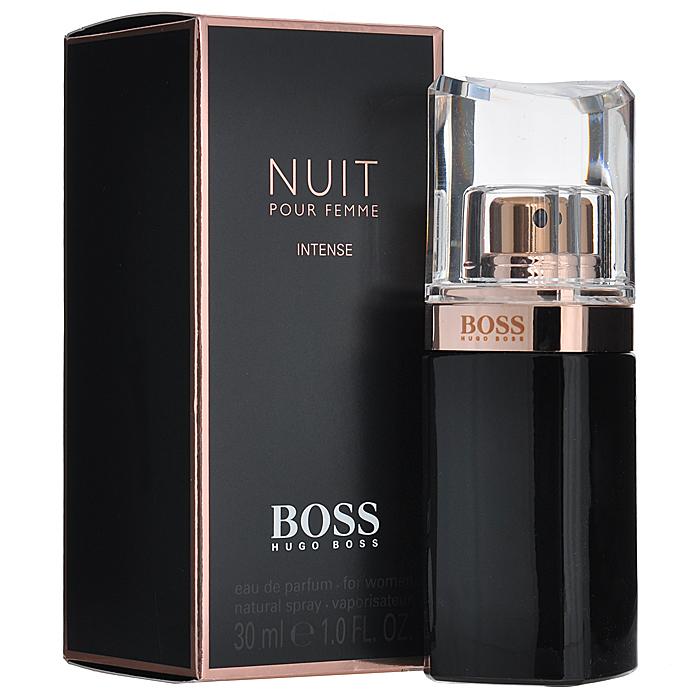 Hugo Boss Парфюмерная вода Nuit Intense, женская, 30 мл0737052852935
